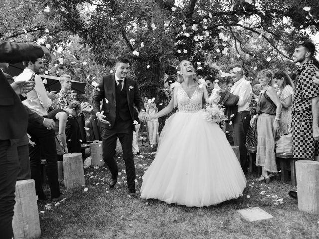 Le mariage de Charly et Delphine à Pujaudran, Gers 27