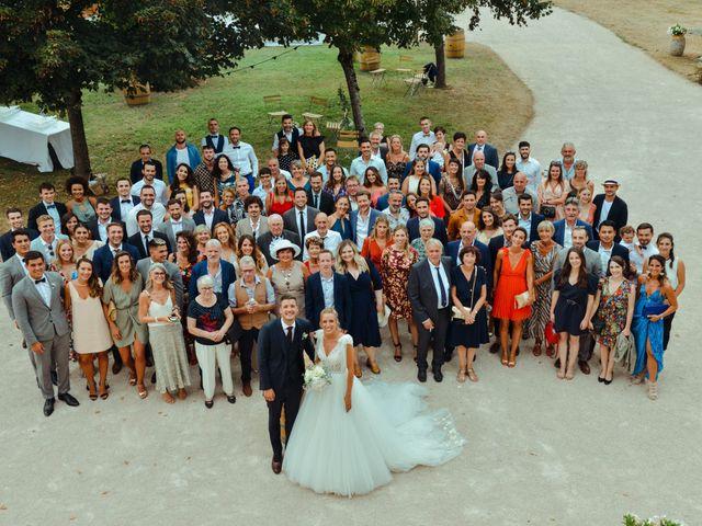 Le mariage de Charly et Delphine à Pujaudran, Gers 28