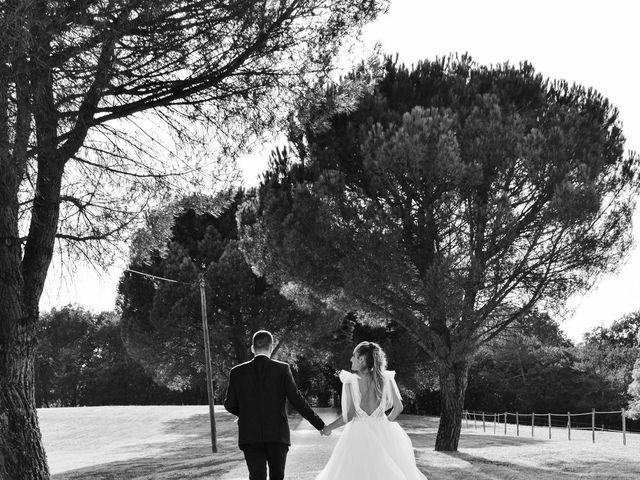 Le mariage de Charly et Delphine à Pujaudran, Gers 31