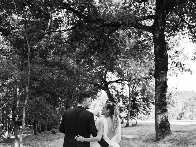 Le mariage de Charly et Delphine à Pujaudran, Gers 36