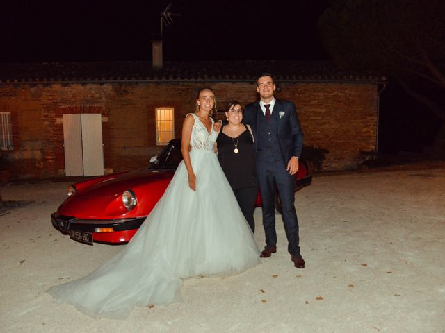 Le mariage de Charly et Delphine à Pujaudran, Gers 59