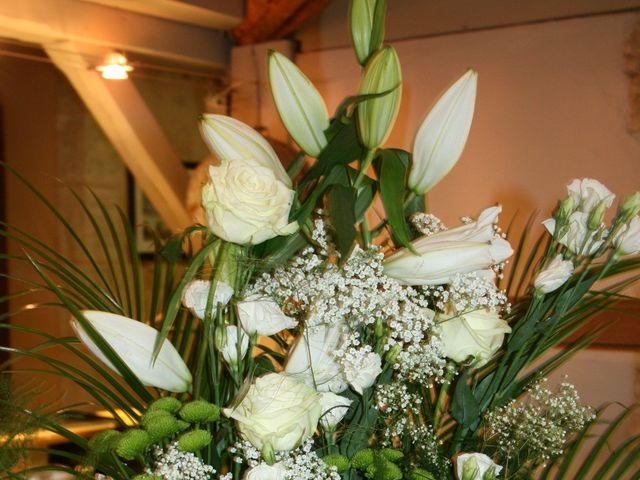 Le mariage de MARC et FLORENCE à Bellême, Orne 8