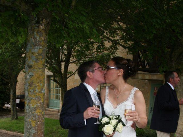 Le mariage de MARC et FLORENCE à Bellême, Orne 1