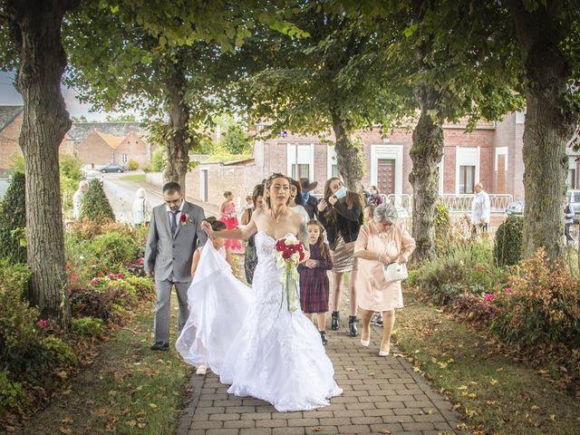 Le mariage de Séverine et Céline à Cagnoncles, Nord 5