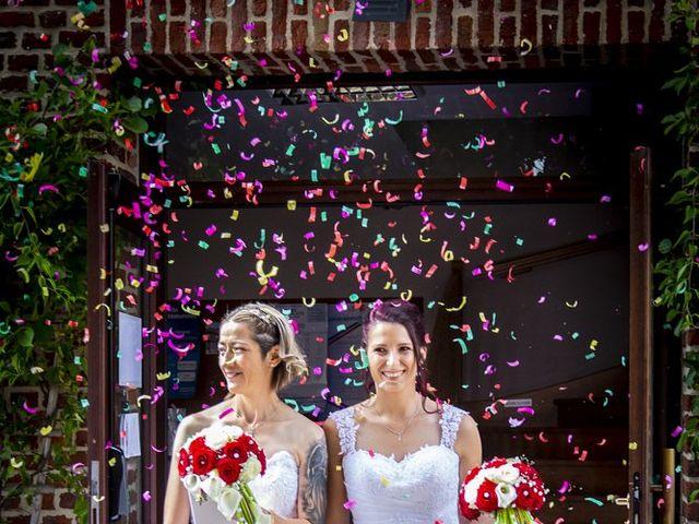 Le mariage de Séverine et Céline à Cagnoncles, Nord 20