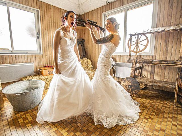 Le mariage de Séverine et Céline à Cagnoncles, Nord 37