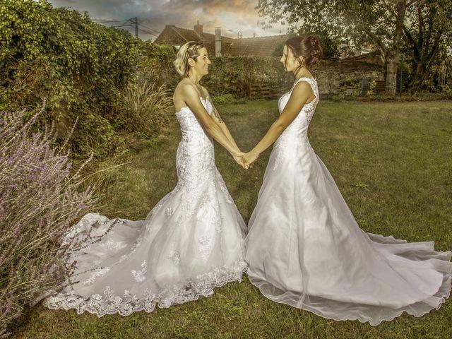 Le mariage de Céline et Séverine