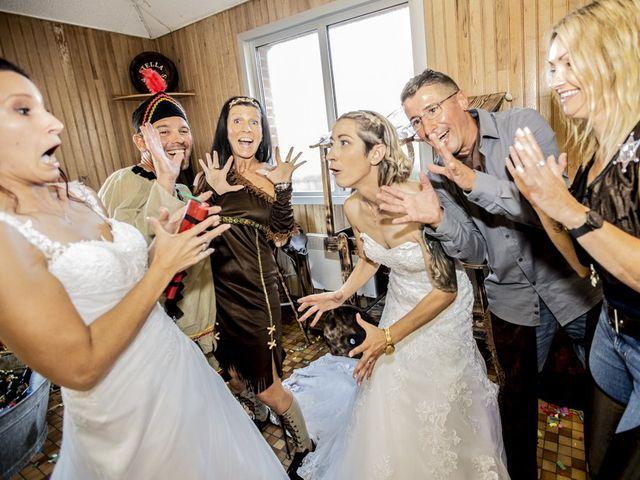 Le mariage de Séverine et Céline à Cagnoncles, Nord 52