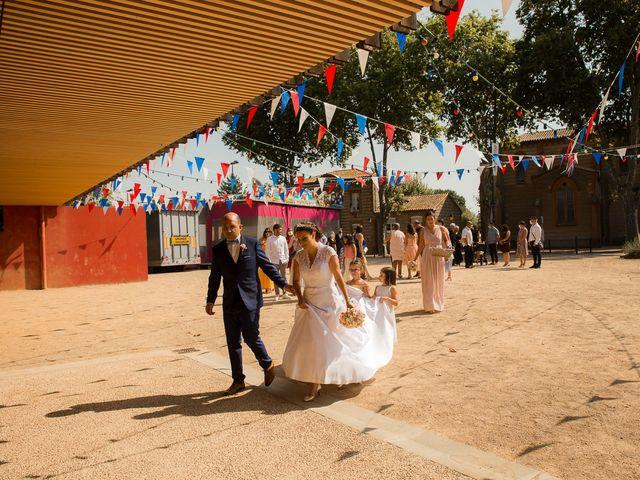Le mariage de Cédric et Elsa à Labarthe-sur-Lèze, Haute-Garonne 3