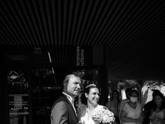 Le mariage de Cédric et Elsa à Labarthe-sur-Lèze, Haute-Garonne 6