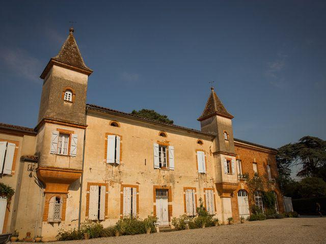 Le mariage de Cédric et Elsa à Labarthe-sur-Lèze, Haute-Garonne 7
