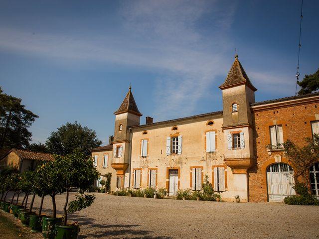 Le mariage de Cédric et Elsa à Labarthe-sur-Lèze, Haute-Garonne 13