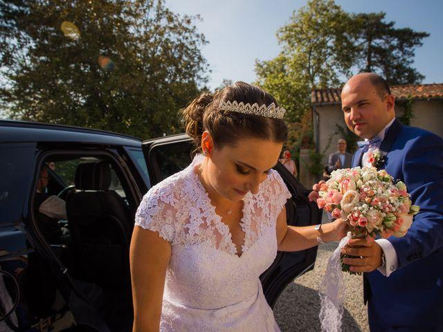 Le mariage de Cédric et Elsa à Labarthe-sur-Lèze, Haute-Garonne 16