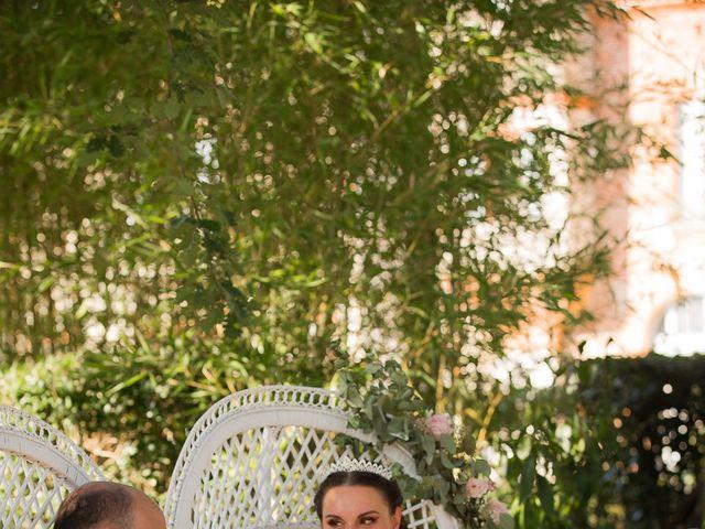Le mariage de Cédric et Elsa à Labarthe-sur-Lèze, Haute-Garonne 31