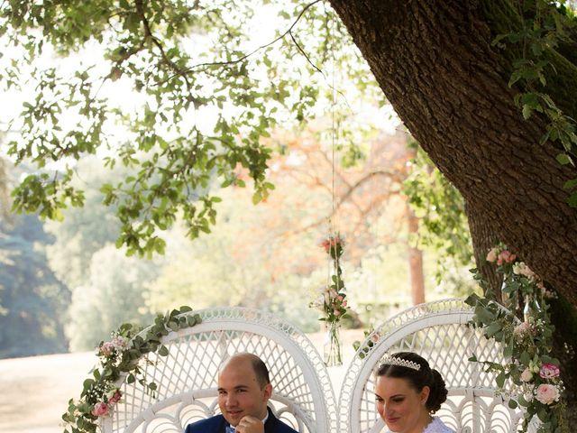 Le mariage de Cédric et Elsa à Labarthe-sur-Lèze, Haute-Garonne 34