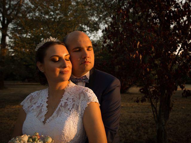 Le mariage de Cédric et Elsa à Labarthe-sur-Lèze, Haute-Garonne 59