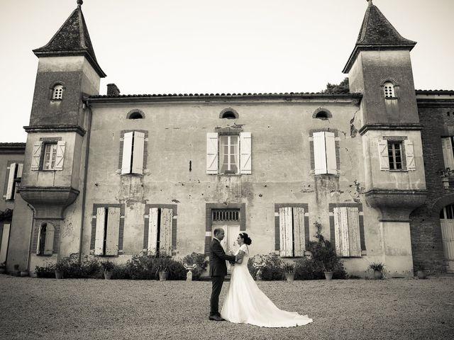 Le mariage de Cédric et Elsa à Labarthe-sur-Lèze, Haute-Garonne 1