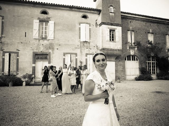 Le mariage de Cédric et Elsa à Labarthe-sur-Lèze, Haute-Garonne 62