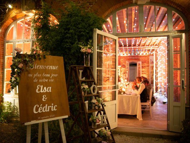 Le mariage de Cédric et Elsa à Labarthe-sur-Lèze, Haute-Garonne 66