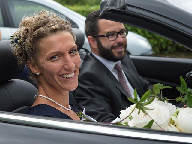 Le mariage de Sylvain et Amandine à Saint-Abraham, Morbihan 1