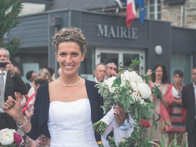 Le mariage de Sylvain et Amandine à Saint-Abraham, Morbihan 3