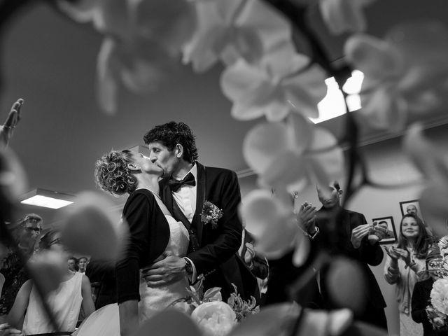 Le mariage de Sylvain et Amandine à Saint-Abraham, Morbihan 7