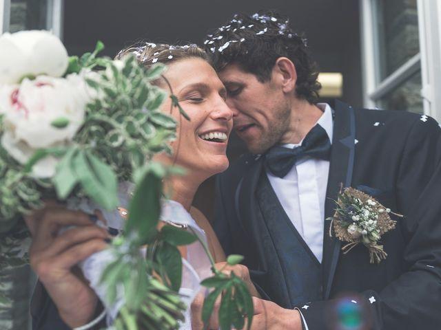 Le mariage de Sylvain et Amandine à Saint-Abraham, Morbihan 8