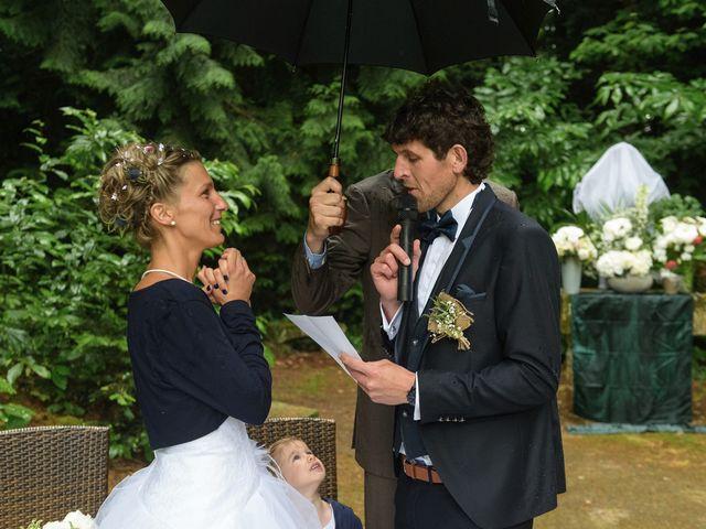 Le mariage de Sylvain et Amandine à Saint-Abraham, Morbihan 19