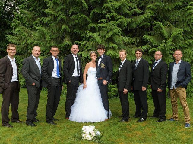 Le mariage de Sylvain et Amandine à Saint-Abraham, Morbihan 23