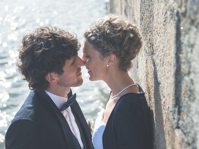 Le mariage de Sylvain et Amandine à Saint-Abraham, Morbihan 31