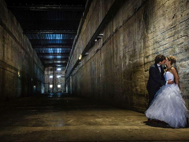 Le mariage de Sylvain et Amandine à Saint-Abraham, Morbihan 34