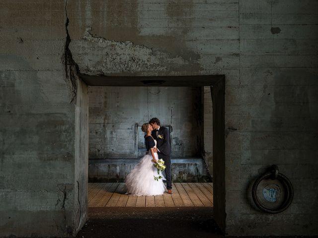 Le mariage de Sylvain et Amandine à Saint-Abraham, Morbihan 35