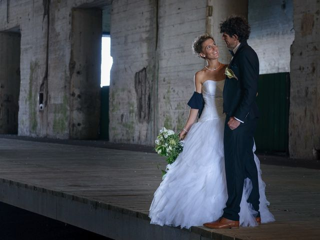 Le mariage de Sylvain et Amandine à Saint-Abraham, Morbihan 36