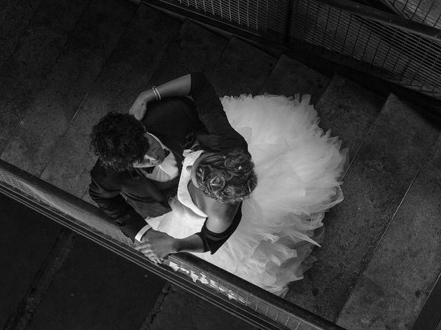 Le mariage de Sylvain et Amandine à Saint-Abraham, Morbihan 40