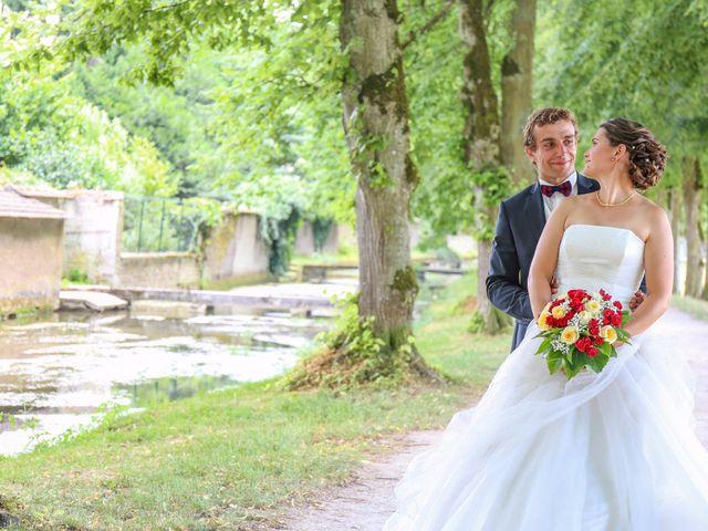 Le mariage de Jocelyn et Hélène à Chailly-sur-Armançon, Côte d'Or 4