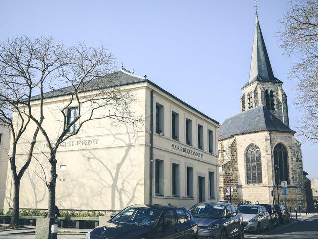 Le mariage de Alexandre et Alexandra à Guyancourt, Yvelines 1