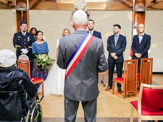 Le mariage de Alexandre et Alexandra à Guyancourt, Yvelines 20
