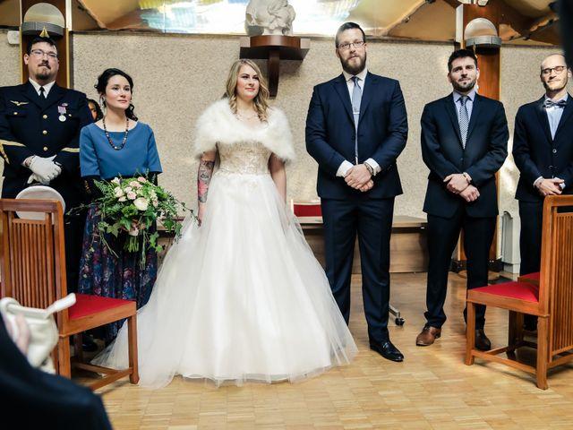 Le mariage de Alexandre et Alexandra à Guyancourt, Yvelines 21
