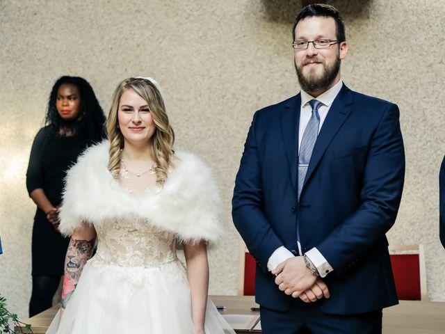Le mariage de Alexandre et Alexandra à Guyancourt, Yvelines 22