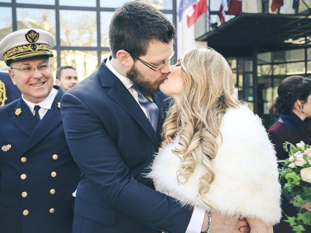 Le mariage de Alexandre et Alexandra à Guyancourt, Yvelines 35