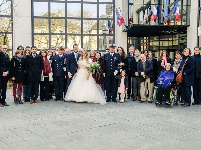 Le mariage de Alexandre et Alexandra à Guyancourt, Yvelines 36