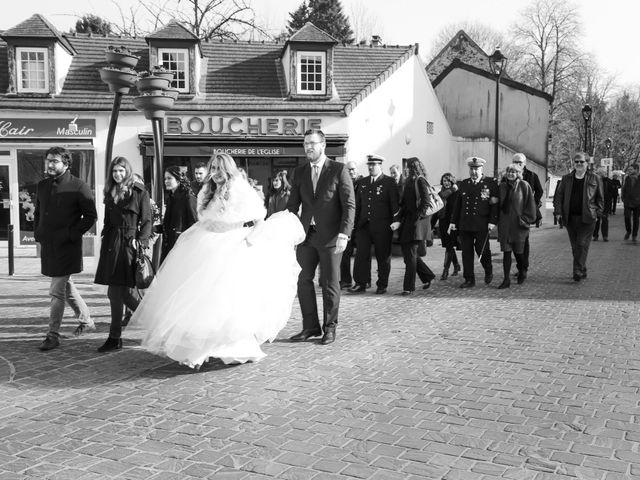 Le mariage de Alexandre et Alexandra à Guyancourt, Yvelines 37