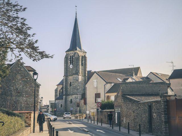 Le mariage de Alexandre et Alexandra à Guyancourt, Yvelines 38