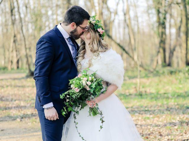 Le mariage de Alexandre et Alexandra à Guyancourt, Yvelines 41