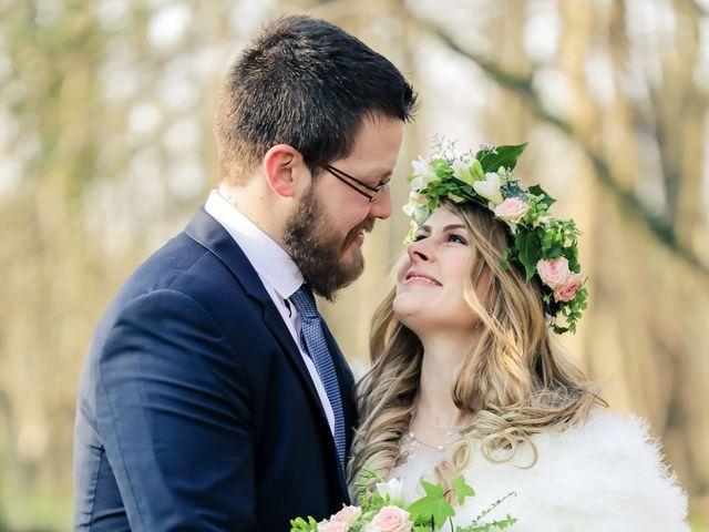 Le mariage de Alexandre et Alexandra à Guyancourt, Yvelines 43