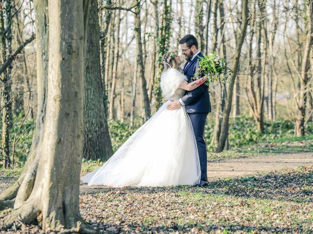 Le mariage de Alexandre et Alexandra à Guyancourt, Yvelines 45