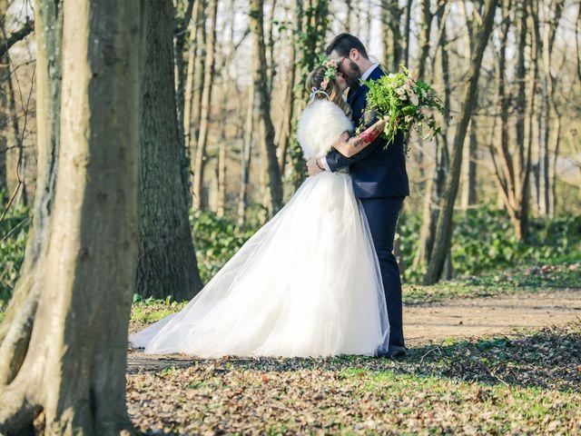 Le mariage de Alexandre et Alexandra à Guyancourt, Yvelines 47