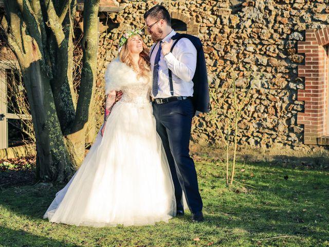 Le mariage de Alexandre et Alexandra à Guyancourt, Yvelines 51