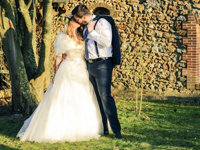 Le mariage de Alexandre et Alexandra à Guyancourt, Yvelines 53