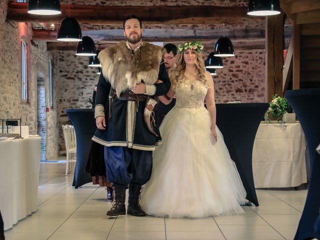 Le mariage de Alexandre et Alexandra à Guyancourt, Yvelines 69
